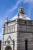 Baptisterium San Giovanni in Corte Stock Image