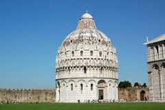 Baptistery  Stock Image