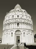 Baptistery. Stock Images