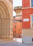Baptistery aleja Zdjęcia Stock