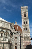 Baptistery, Campanile and Duomo - Florence Stock Photo
