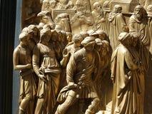 Baptistery - Florence . Royalty Free Stock Photo