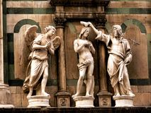 Baptistery - Florence Italy Royalty Free Stock Photo
