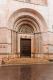 Baptistery, Parma Royalty Free Stock Photos