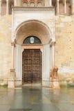 Baptistery, Parma Stock Photography