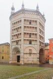 Baptistery, Parma Royalty Free Stock Photo