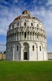 baptistery Pisa Obrazy Royalty Free