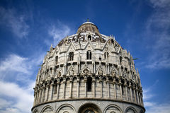 Baptistery Pisa Stock Images