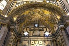 Baptistery of saint John, Florence, Italy Royalty Free Stock Photos