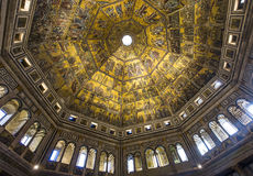 Baptistery of saint John, Florence, Italy Royalty Free Stock Photo