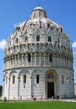 Baptistery Of Saint John in Pisa, Italy Stock Photo