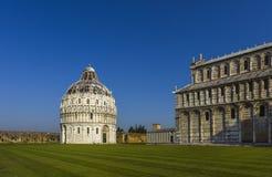 Baptistery St John, Pisa, Tuscany, Włochy, Europa Fotografia Stock
