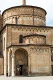 Baptistery van Kathedraal van Veronderstelling van Mary van Padua stock fotografie