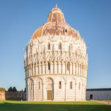 Baptistery van St John Pisa Royalty-vrije Stock Afbeelding