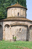 Baptistery. Vigolo Marchese. Emilia-Romagna. Italy. Stock Photos