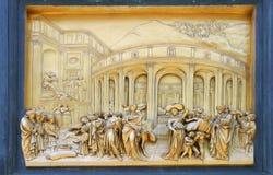 Baptistry, Florence Stock Photos