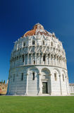 Baptistry, Piazza dei Miracoli, Pisa Stock Images