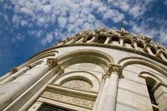 Baptistry, Pisa Stock Image