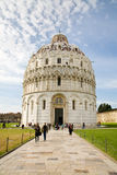 Baptistry, Pisa Stock Images
