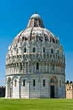 The Baptistry, Pisa, Italy Stock Photos
