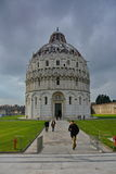 Baptistry of Pisa, Tuscany, Italy Royalty Free Stock Images