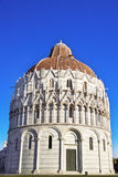 Baptistry of San Giovanni Stock Image