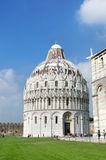 Baptistry of St. John, Pisa, Italy, Stock Photography