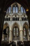 Baptystyczny Katedralny Turo Cornwall w UK Obrazy Stock
