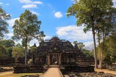 Bapuon świątynia w Angkor Thom mieście Obrazy Stock