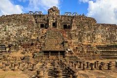 Bapuon tempel - västra sida Royaltyfri Fotografi