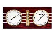 Barómetro Imagenes de archivo