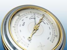 Barómetro ilustração stock