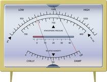 Barómetro. Foto de Stock Royalty Free