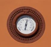 Barómetro al aire libre Imagenes de archivo
