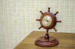 Barómetro en casa Imágenes de archivo libres de regalías