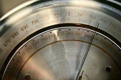 Barómetro profesional Imagenes de archivo