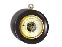 Barómetro viejo ilustración del vector