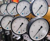 Barómetros Imagem de Stock Royalty Free