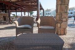 Barów krzesła Fotografia Stock