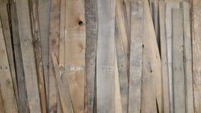 Barłogu drewna tło Obrazy Stock