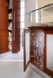 Bar à la maison de boissons photo libre de droits