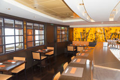 Bar à sushis Photos libres de droits