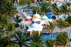 BAR 2 de piscine Photos stock