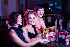 In the bar Stock Photos