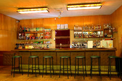 Bar Photo libre de droits