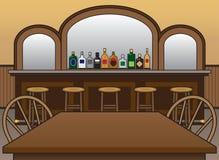 bar ilustracji