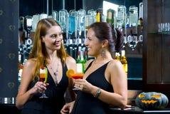In bar Stock Image