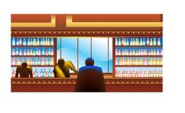 bar Στοκ εικόνες με δικαίωμα ελεύθερης χρήσης