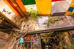 Bar agradável da sucata - Budapest Fotos de Stock Royalty Free