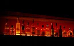 Bar on the AIDA Diva, USA, 2015 Stock Photos